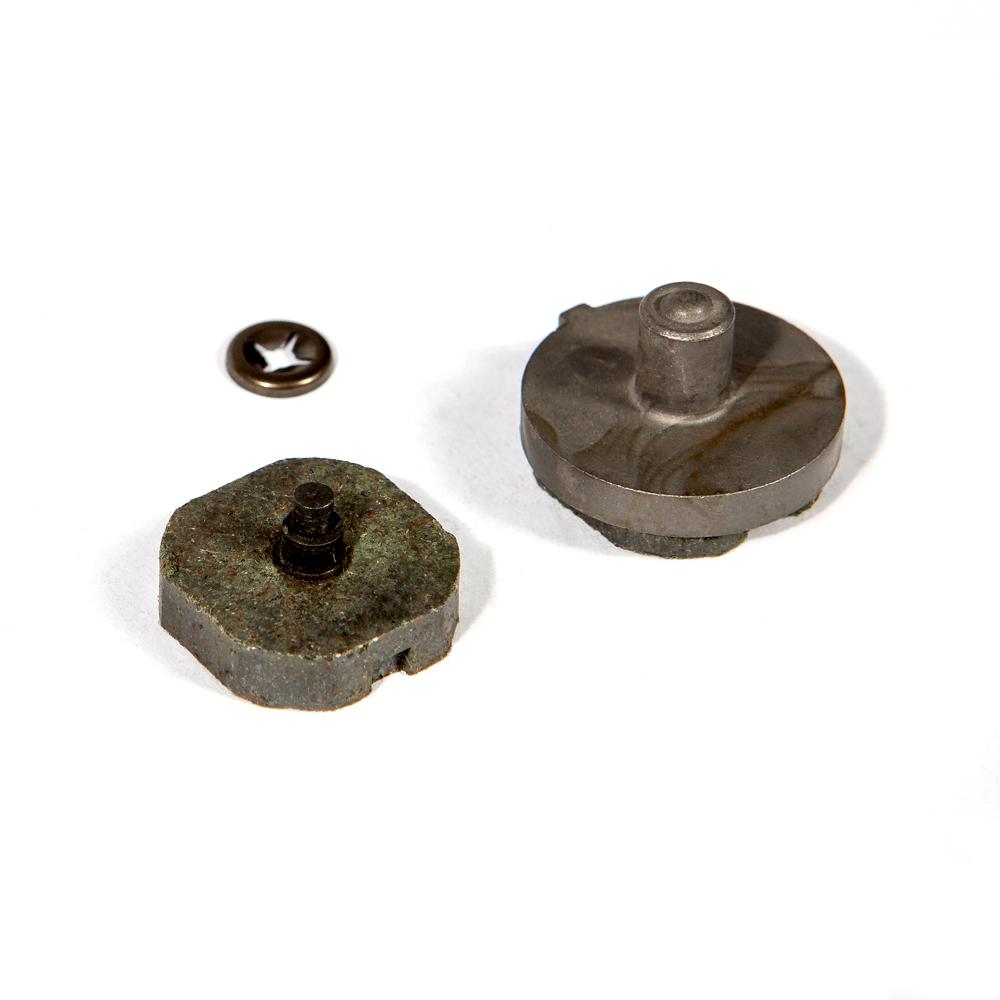 Grimeca System 6 / 6.4 / 9 / 9.1 / 9.2 - Semi Metallic Disc Brake Pad