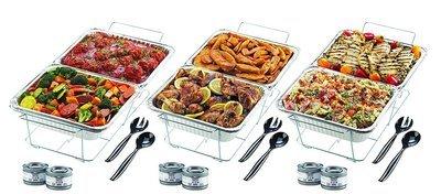 Bulk Order Catering | Full Service Set-Up