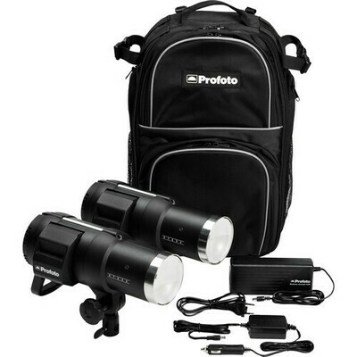 Profoto B1x 2-Light Location Kit