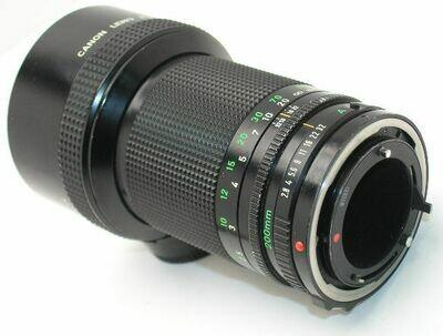 Canon 200mm FD