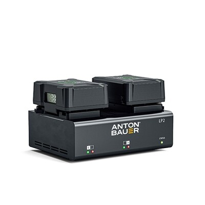 Anton Bauer Titon D90 - 2pack w/ dual Charger