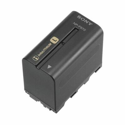 Sony NP-F Battery