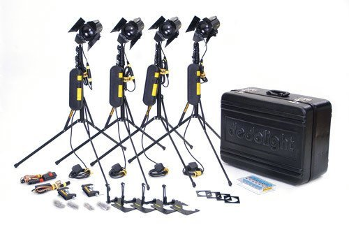 Dedo Light Kit (4-Unit Kit)