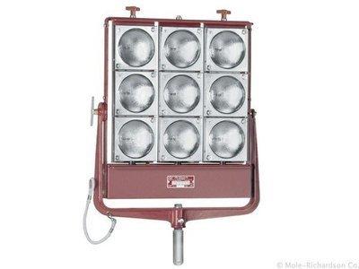 9-Light Molefay (5850W) Dichroic