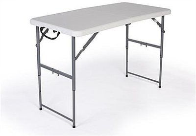 4' Folding Table