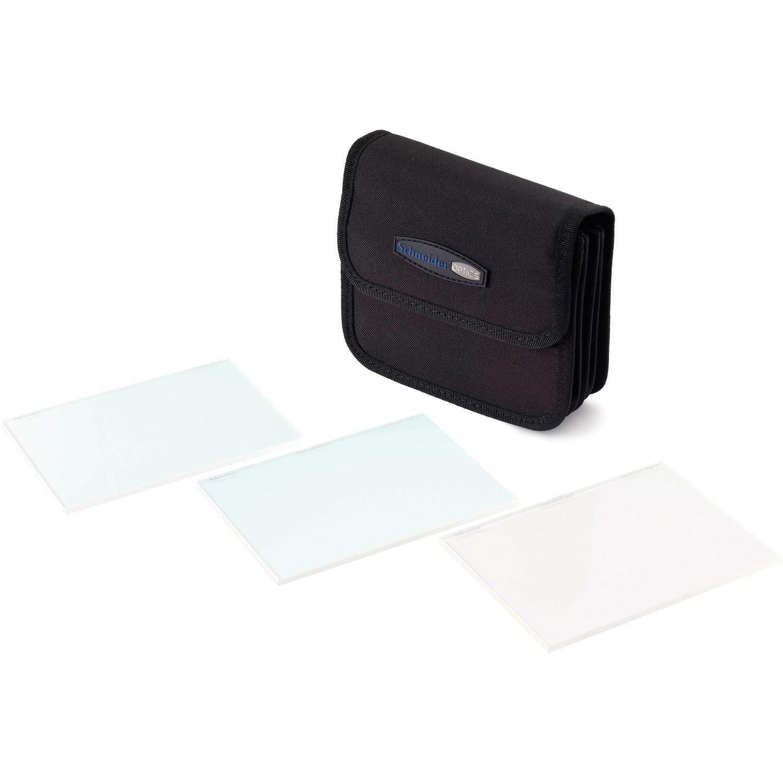 SET: 4x5.65 Schneider Platinum IRND Filters (IR; .3; .6; .9)