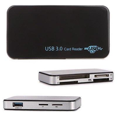 USB 3.0 Compact Flash/Memory Card Reader