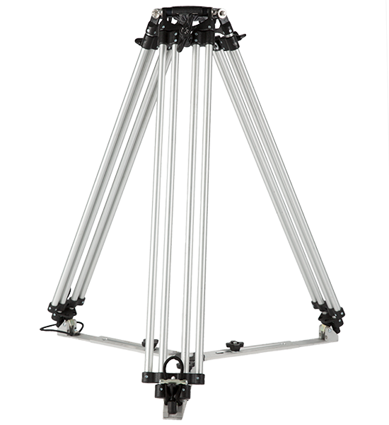 Ronford Baker Medium Duty Standard Tripod w/150mm Ball Mount w/Floor Spreader