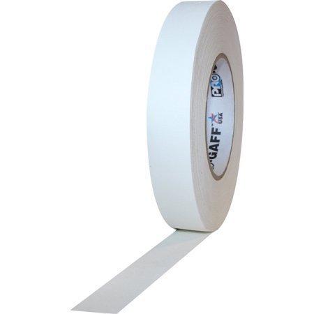 """1"""" White Gaffer Tape"""