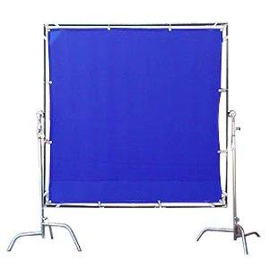 6' x 6' Bluescreen