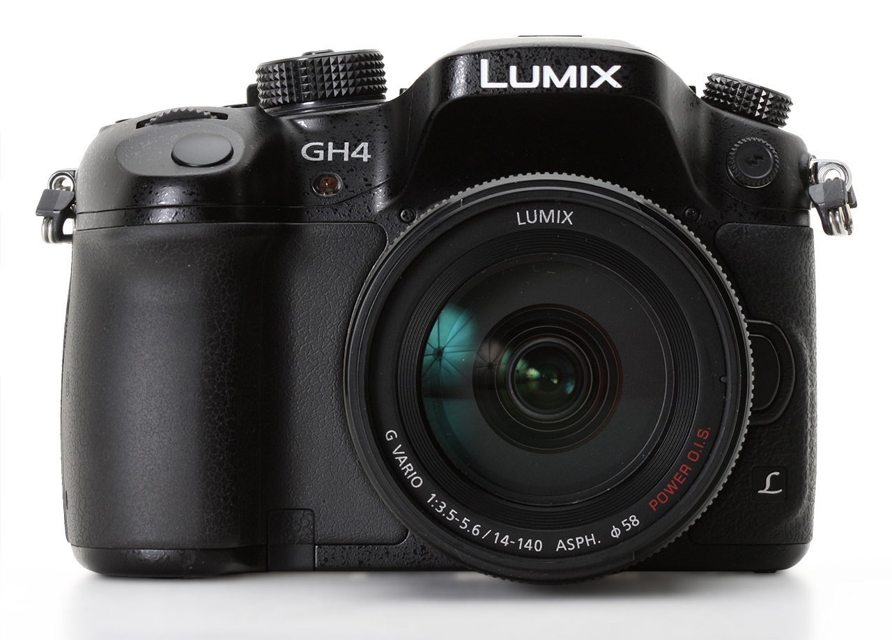 Panasonic GH4 Camera Package