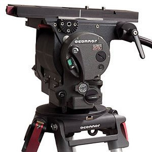 O'Connor 25/75D 150mm Mount Head