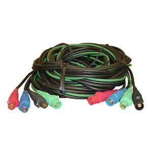 100' 2/0 Camlock cable