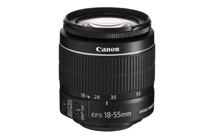 Canon 18-55mm F3.5-5.6