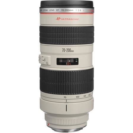 Canon 70-200mm F2.8 EF Zoom Lens
