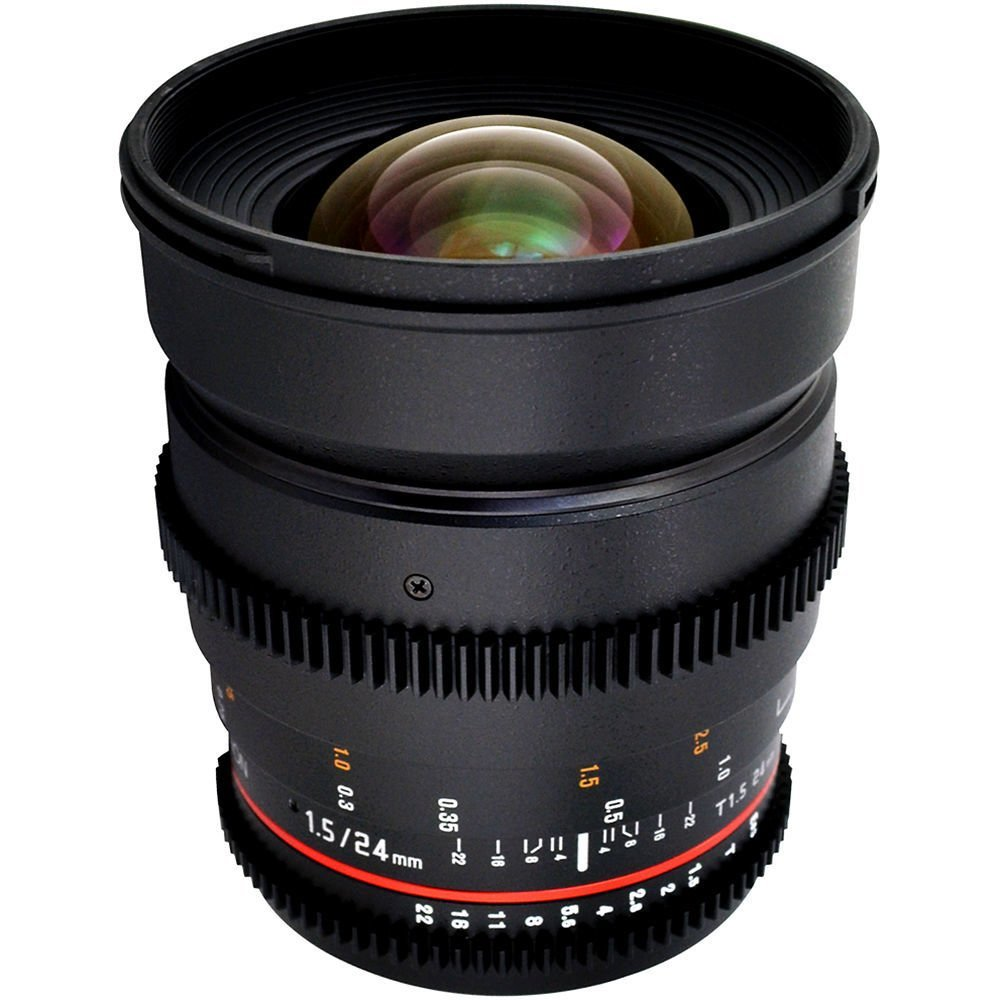 Rokinon DS 24mm T1.5
