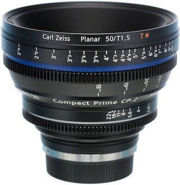 Zeiss 50mm T1.5 EF Mount