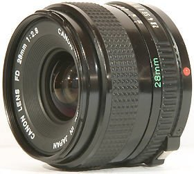 Canon EF Mount -28mm