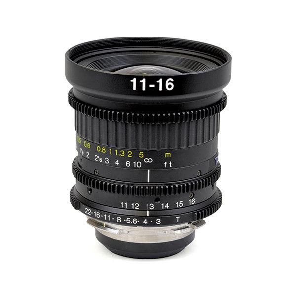 Tokina PL Mount 11-16mm Zoom Lens T3.0