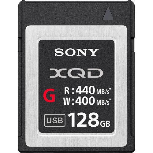 Sony XQD Card- 128GB