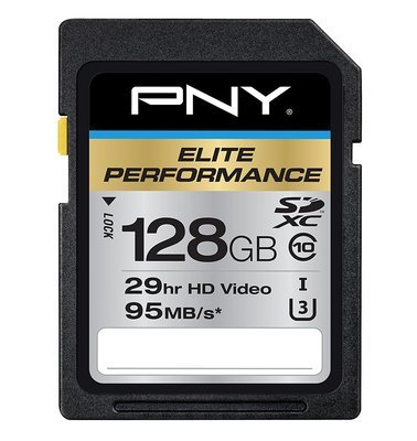 128 GB SD Memory Card
