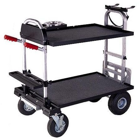 Cart w/ Mitchell Mount and Tripod Holder