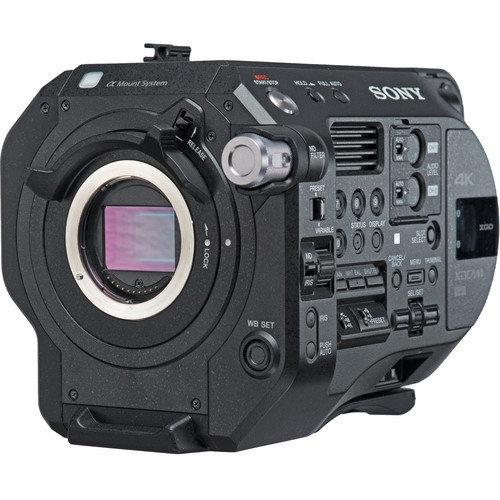 Sony PXW FS7 Mark II Package