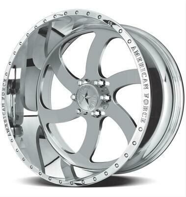 20x12 American Force Blade SS Forged Wheels 20