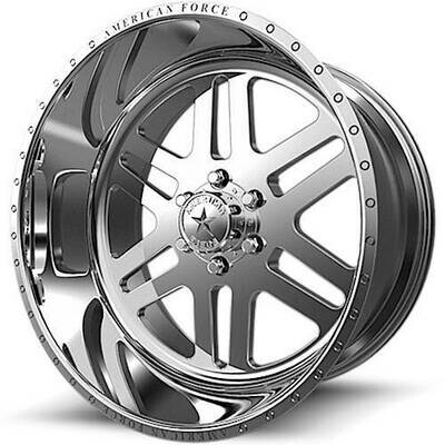 20x10 American Force AFW9 Liberty SS Forged Wheels 20