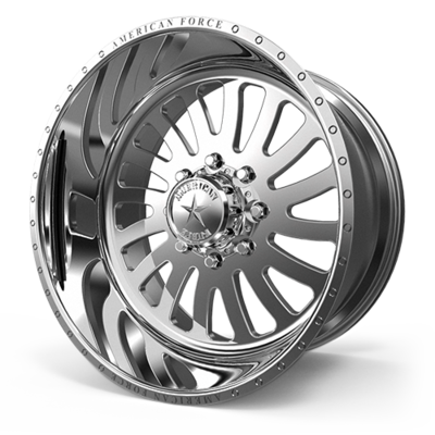 24x14 American Force Octane SS Forged Polished 24