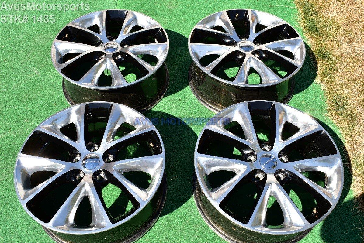 "20"" Dodge Durango OEM Factory Sport Wheels  2016 2015 2014 2017 1XC17TRMAA"
