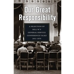 Our Great Responsibility (Soft Cover)