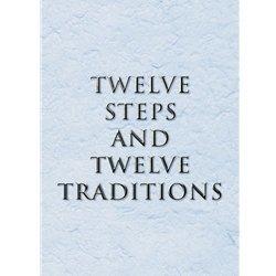 Twelve Steps & Twelve Traditions (large print, soft cover)