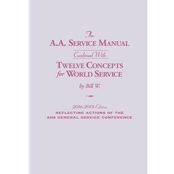 The A.A. Service Manual/Twelve Concepts for World Service 2018-2020
