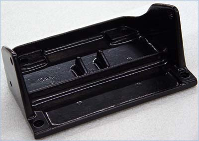 Panther Motor Plate Model 55