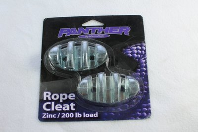 Panther Rope Cleat, 3
