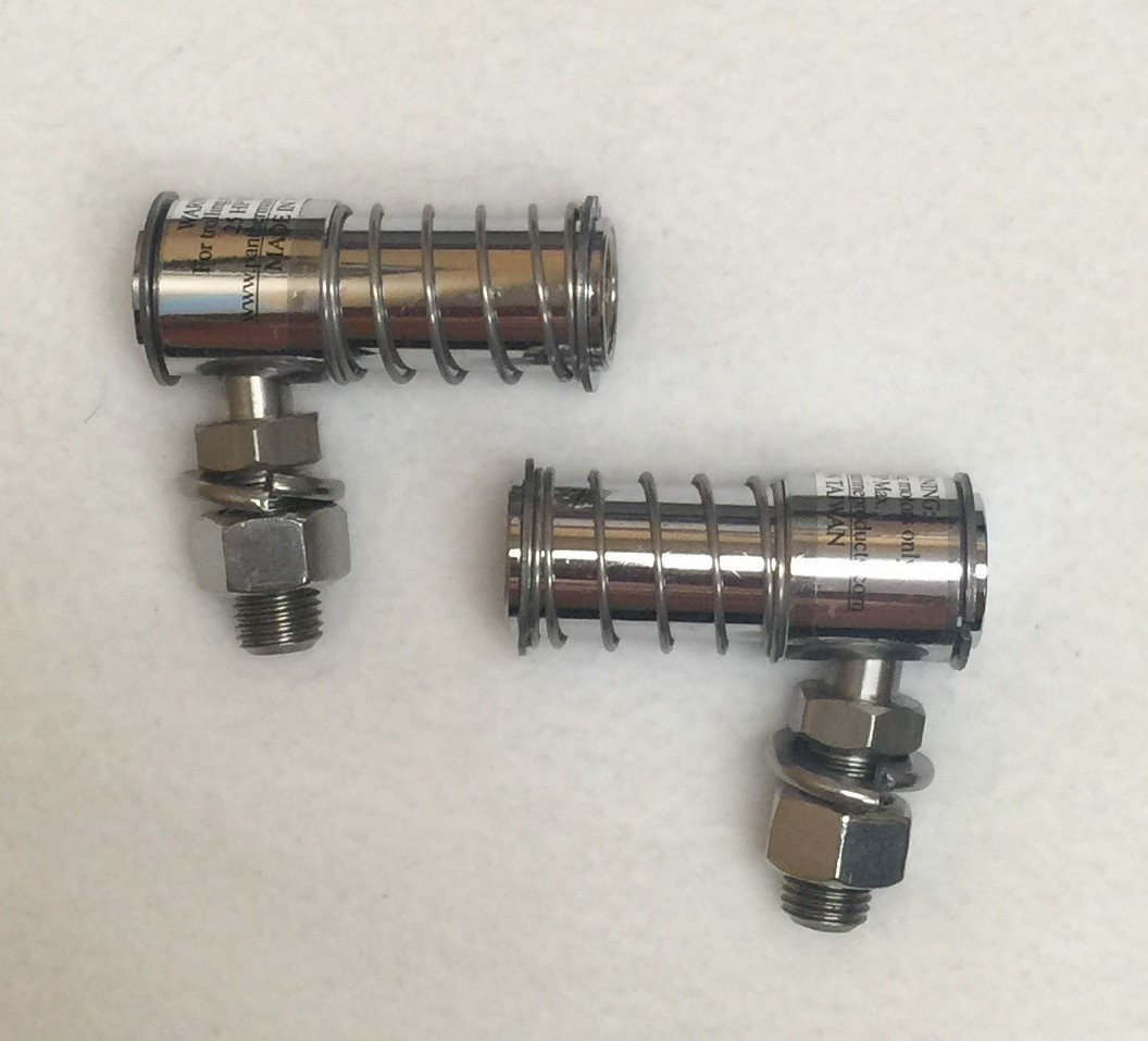 """Panther Quick Disconnect Pair, 1/2"""", SS"""