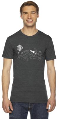 SKILS T-shirt Black - Small