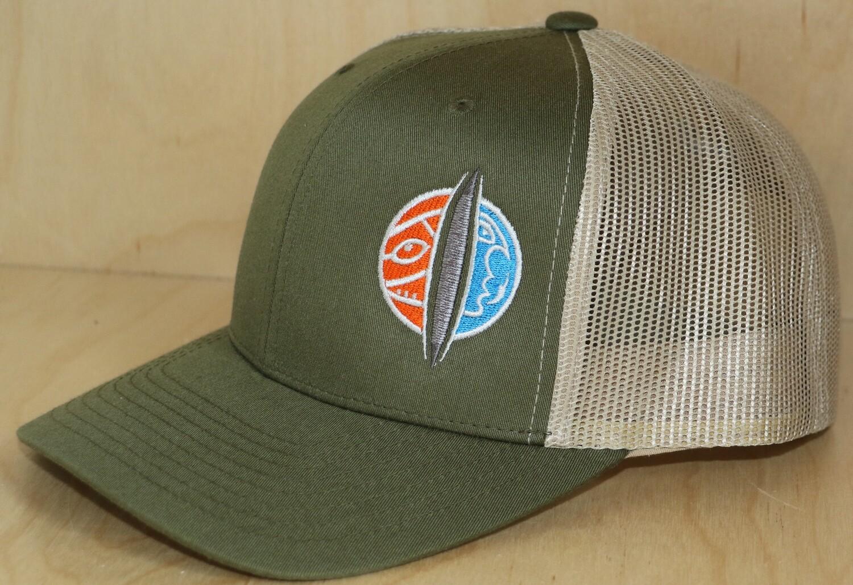 SKILS Hat - Green