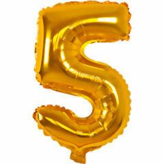"""Кулька Цифра """"5"""""""