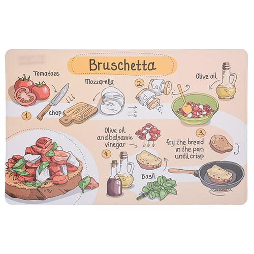Підкладка для столового приладдя «Bruschetta»