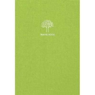 Зошит «Travel book», клітинка. A5 (зелений).