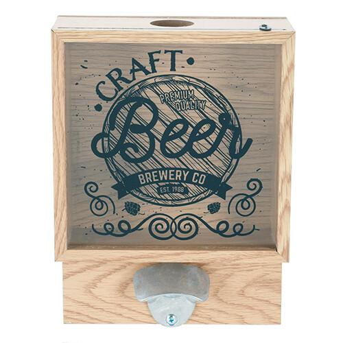 Відкривачка-скарбничка для пляшки (brewery co).