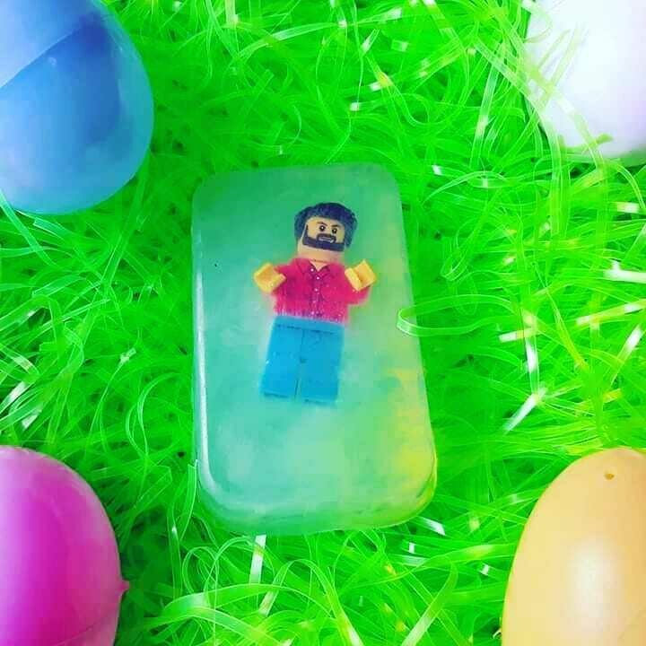 Minifigure Soap (Various Scents)
