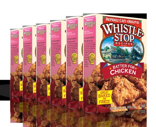 Batter Mix for Chicken | 9-oz | 6 Pack