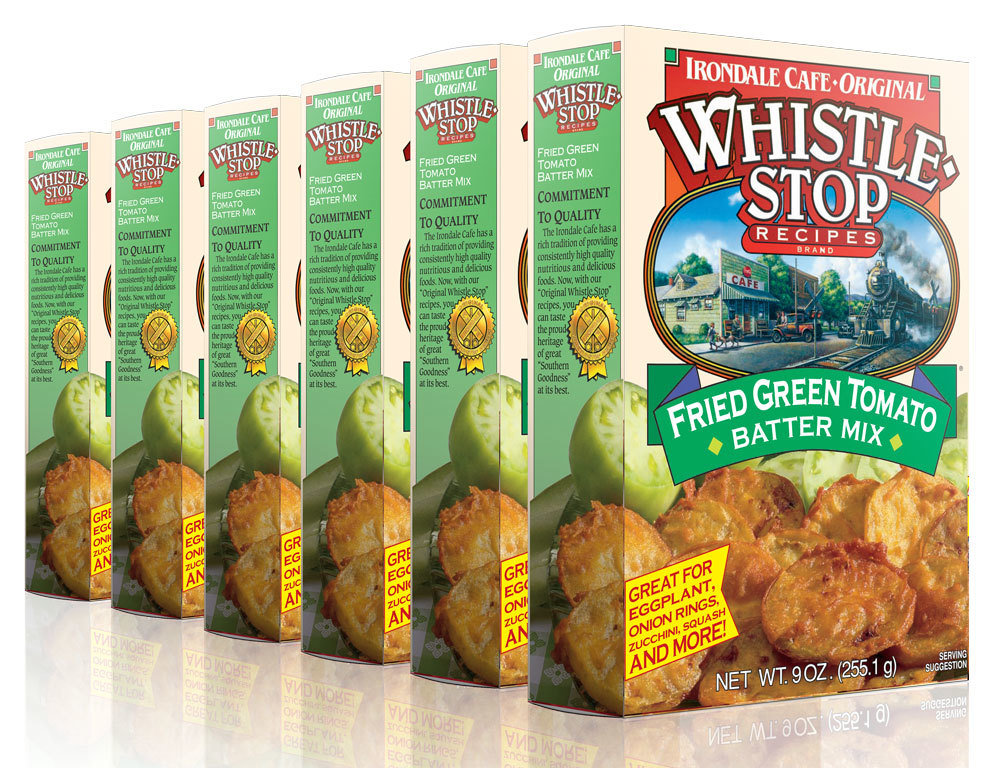 Fried Green Tomato Batter Mix | 9-oz | 6 Pack
