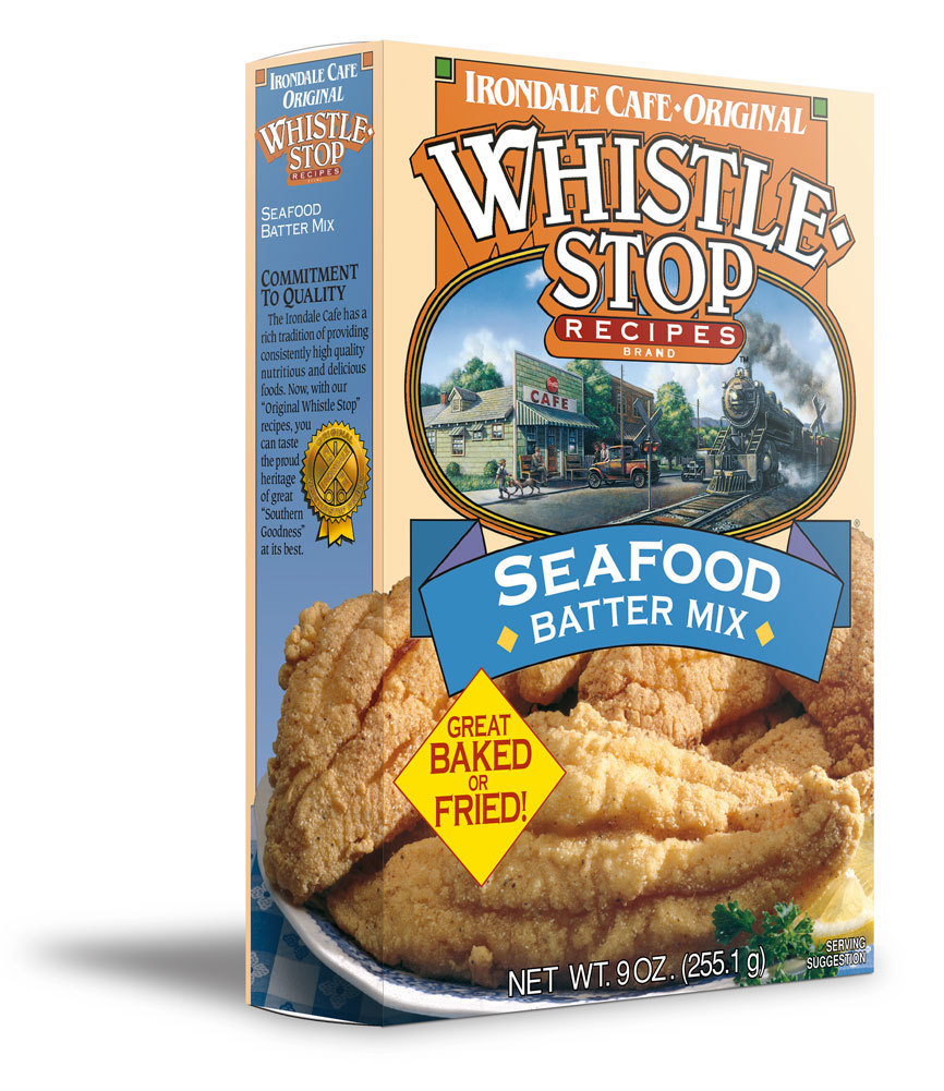 Seafood Batter Mix   9-oz   1 Box
