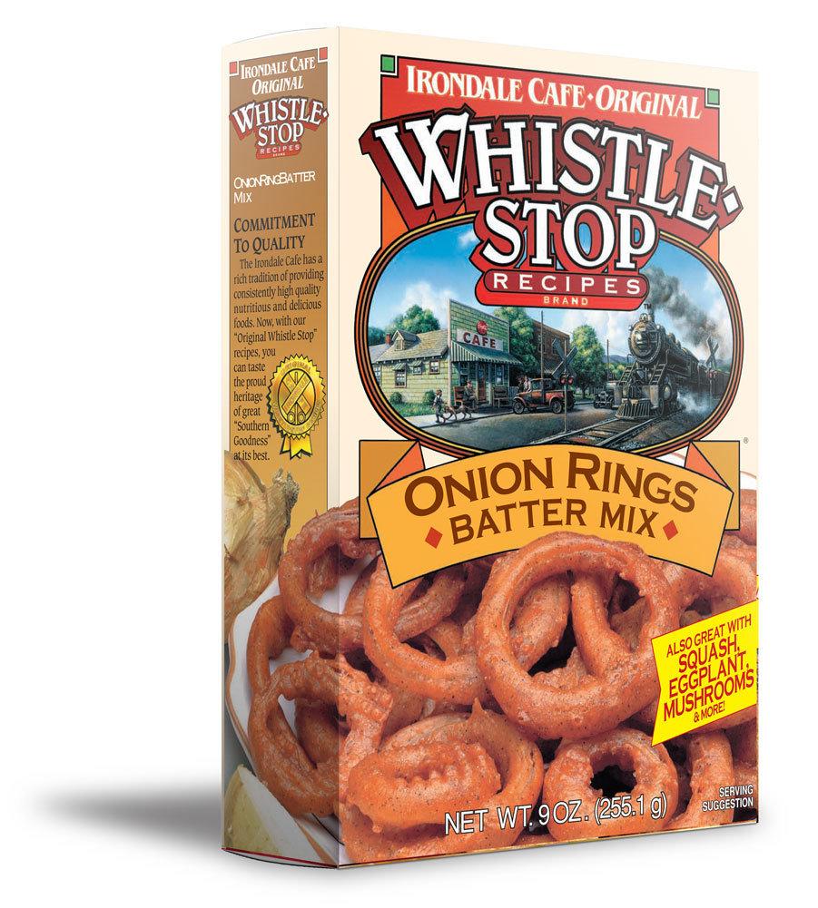 Onion Ring Batter Mix   9-oz   1 Box