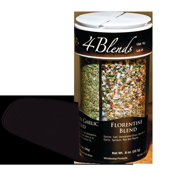 4-Blends Seasoning | 3.55-oz | 4-in-1 Shaker