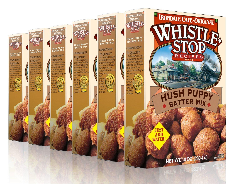 Hush Puppy Batter Mix | 10-oz | 6 Pack